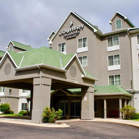 Country Inn Vadnais Heights Exterior