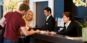 hotel guest services